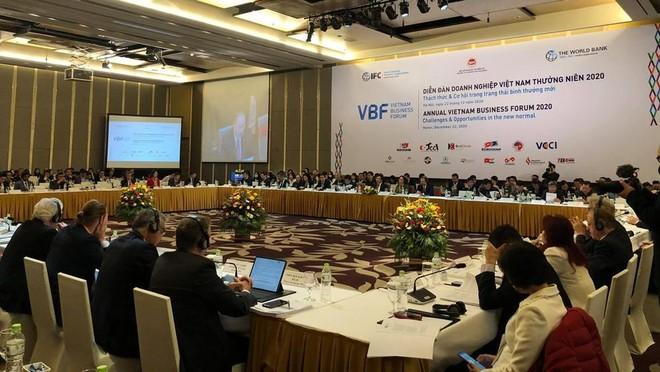 VBF 2020: Chuyển đổi kỹ thuật số, chìa khóa cho Việt Nam khắc phục sau đại dịch