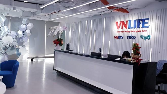 VNLife sở hữu app thanh toán VNPay được nhiều người Việt Nam sử dụng