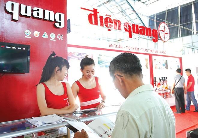 Điện Quang (DQC) trả cổ tức 15% bằng tiền mặt