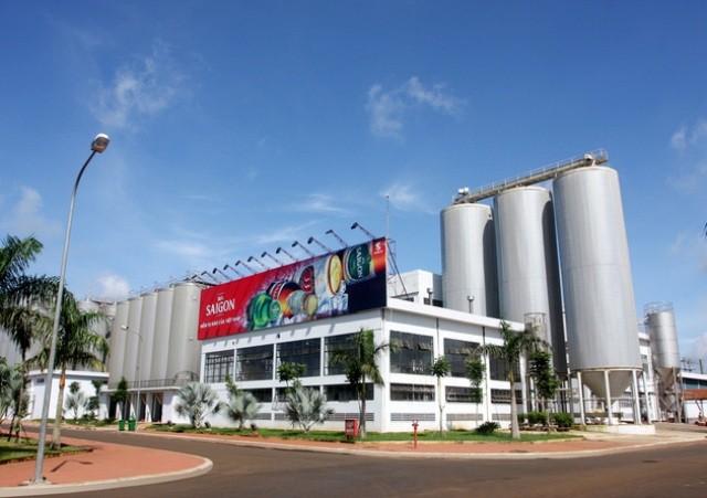 Bia Sài Gòn - Miền Trung (SMB) chốt danh sách cổ đông trả cổ tức 20% bằng tiền mặt