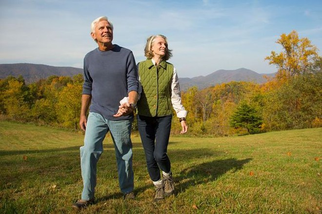 Những người lạc quan sẽ sống thọ hơn bình thường.