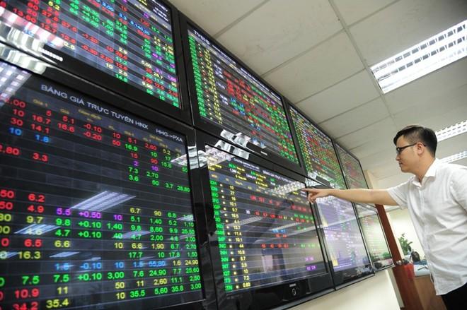 Góc nhìn giao dịch chứng khoán tuần mới: Nhóm cổ phiếu chứng khoán sẽ tạo sóng?