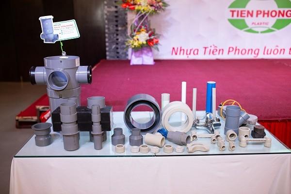 Nhựa Tiền Phong (NTP) tạm ứng cổ tức 15% bằng tiền mặt