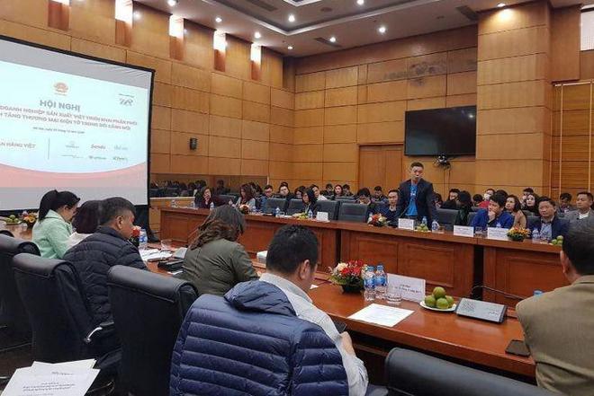 """Thêm nhiều cơ hội cho doanh nghiệp giao dịch trực tuyến thông qua """"Gian hàng Việt trực tuyến"""""""
