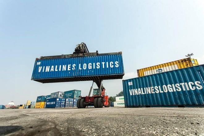 Vinalines Logistics báo lãi tăng đột biến dù doanh thu giảm