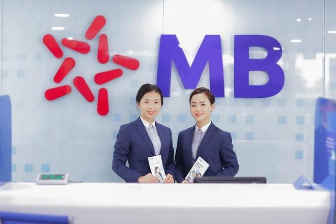 Ngân hàng Quân đội (MBB) chuẩn bị chia cổ tức bằng cổ phiếu, tỷ lệ 35%