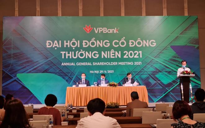 ĐHĐCĐ VPBank: Bán 50% vốn FE Credit, phát hành 15 triệu cổ phiếu ESOP