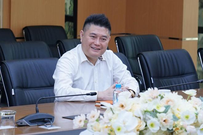 """Ông Nguyễn Đức Thụy hay còn gọi là """"bầu Thụy"""" đã được HĐQT thống nhất bầu làm Phó chủ tịch HĐQT LienVietPostBank."""