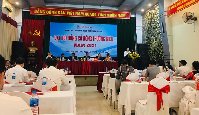 Việt Tiên Sơn Địa ốc (AAV): Chủ tịch HĐQT và hai thành viên đăng ký mua 3,25 triệu cổ phiếu