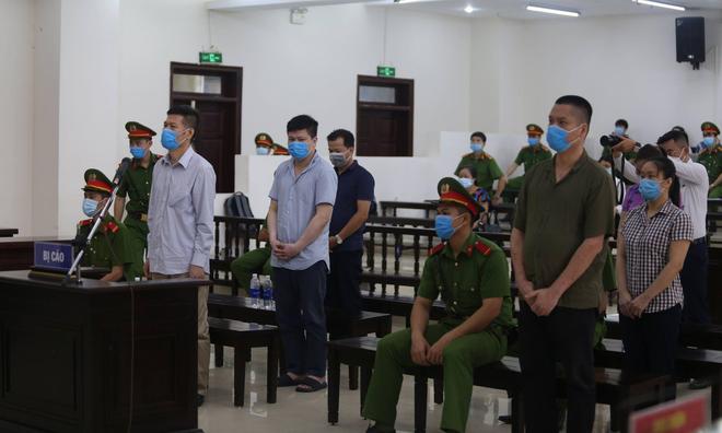 Viện Kiểm sát khẳng định mức án 10 năm tù cho bị cáo Nguyễn Nhật Cảm là có căn cứ, tương xứng với hành vi phạm tội