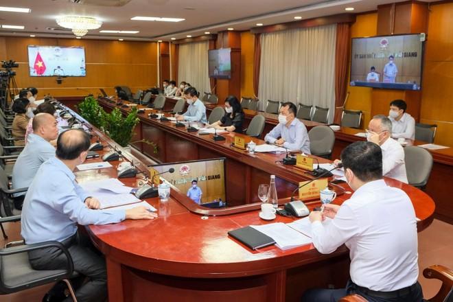 Bộ Công Thương cam kết đồng hành cùng Bắc Giang vượt qua giai đoạn khó khăn ảnh 2