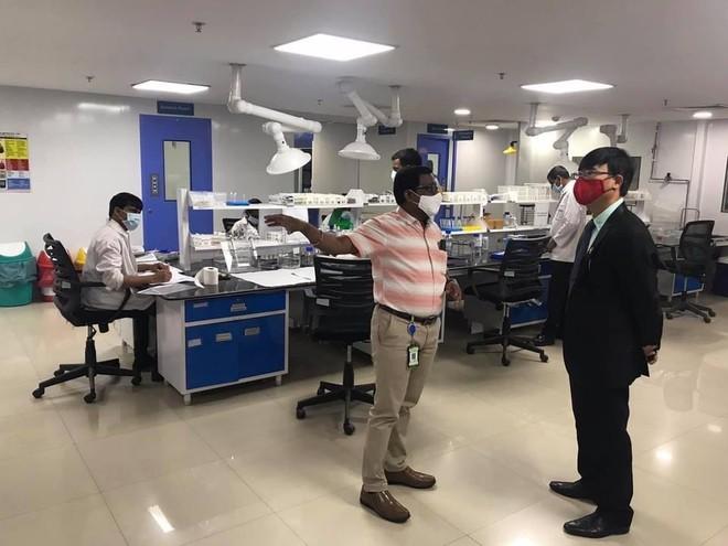 Ấn Độ phối hợp với Việt Nam thử nghiệm và sản xuất Vaccine điều trị Covid-19