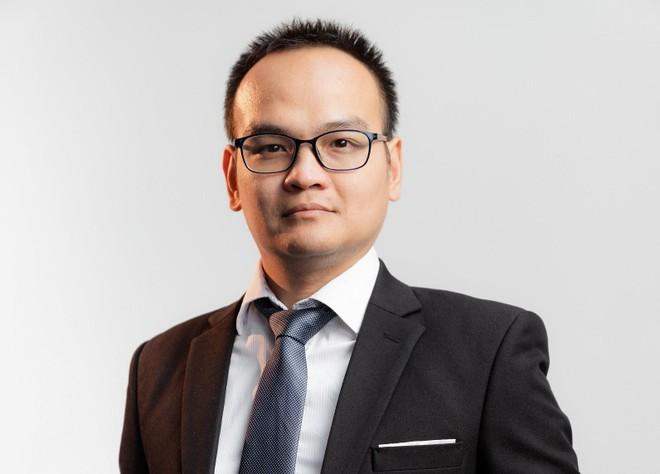 Ông Dương Đức Quang, Phó tổng giám đốc Sở Giao dịch Hàng hóa Việt Nam (MXV)