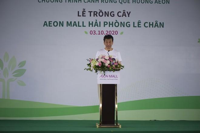 AEON MALL muốn đầu tư 2 tỷ USD vào Việt Nam