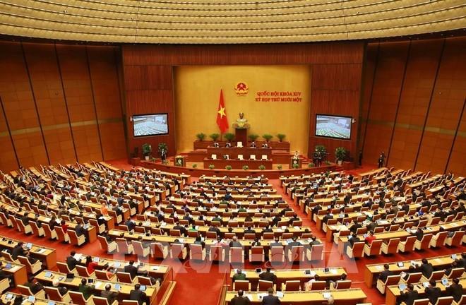 Chủ tịch Quốc hội: Nhiều dấu ấn đổi mới trong nhiệm kỳ Quốc hội khóa XIV ảnh 1