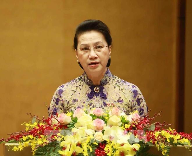 Chủ tịch Quốc hội: Nhiều dấu ấn đổi mới trong nhiệm kỳ Quốc hội khóa XIV