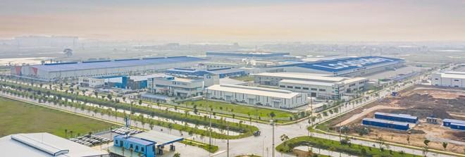 Bắc Ninh sắp có 4 khu công nghiệp rộng hơn 1.000 ha