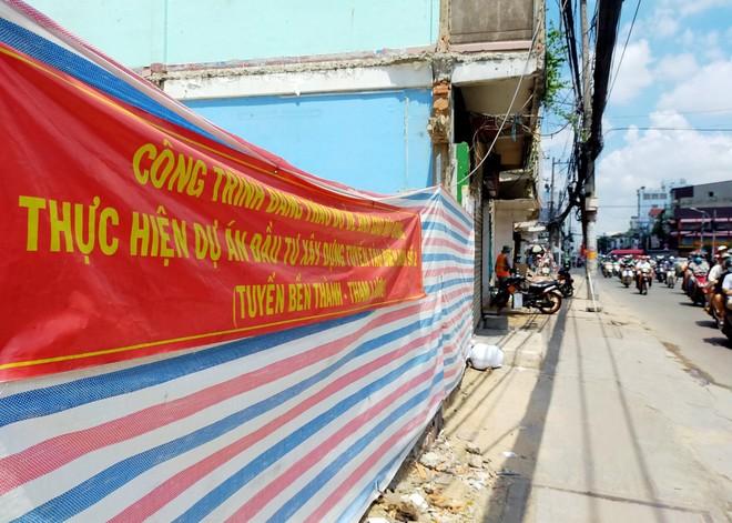 TP.HCM: Tích cực giải phóng mặt bằng cho tuyến Metro số 2 ảnh 2