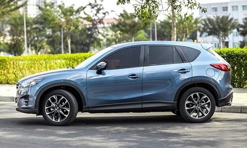 Mazda CX-5, một trong những mẫu xe giảm giá nhiều nhất tại Việt Nam, khiến khách hàng khó xác định giá khi nào giảm sâu nhất