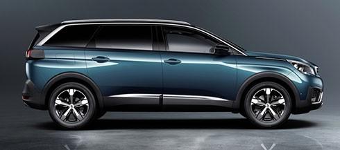 Peugeot 5008 giá gần 1,5 tỷ - đối thủ mới của Toyota Fortuner tại Việt Nam ảnh 5