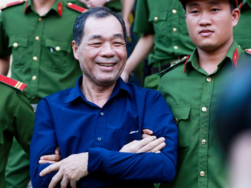 Ông Trần Bắc Hà không đến toà vì điều trị ung thư tại Singapore ảnh 1