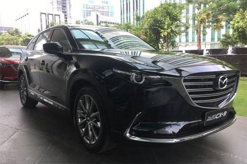 Mazda CX-9 giá 56.000 USD - lựa chọn cho khách đã chán Toyota Fortuner ảnh 1