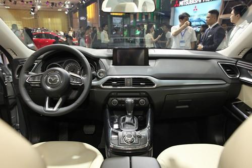 Mazda CX-9 giá 56.000 USD - lựa chọn cho khách đã chán Toyota Fortuner ảnh 2