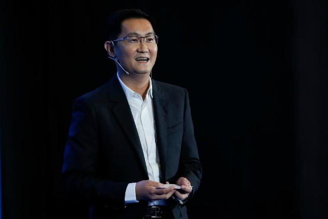 Chủ tịch - CEO Tencent Ma Huateng - tỷ phú giàu nhất Trung Quốc. Ảnh: Forbes.