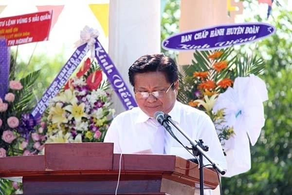 Ông Đinh Khoa Toàn, Chủ tịch UBND huyện Phú Quốc