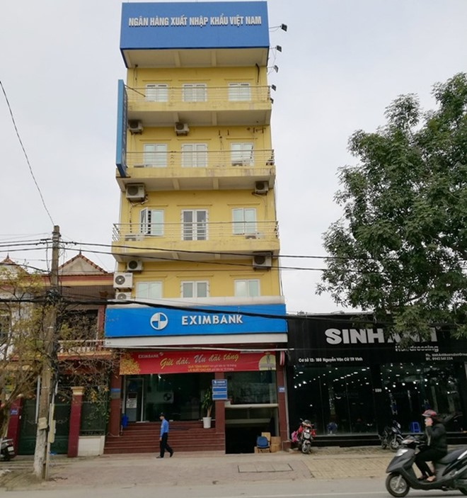 Hot girl ngân hàng chiếm đoạt 50 tỷ đồng ở Eximbank ảnh 1