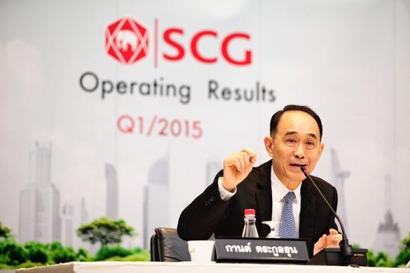 Ông Kan Trakulhoon, Chủ tịch kiêm CEO của SCG, từng khẳng định ưu tiên của tập đoàn này tại Việt Nam là mua lại các công ty mạnh, để nhanh chóng chiếm được thị trường. Ảnh: Nikkei.
