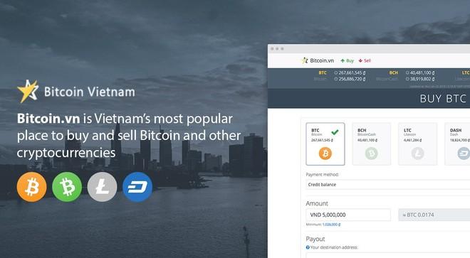 Công ty Bitcoin Việt Nam bị xử phạt, tịch thu tên miền bitcoin.vn