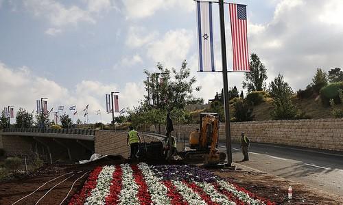 Hơn 50 nước không dự tiệc mừng Mỹ khai trương đại sứ quán ở Jerusalem ảnh 1