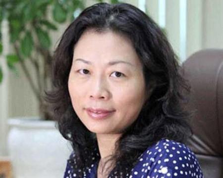 Bà Phạm Thị Thu Hằng, Viện trưởng Viện Phát triển doanh nghiệp (VCCI)