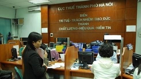 Hà Nội công khai 331 doanh nghiệp nợ thuế.