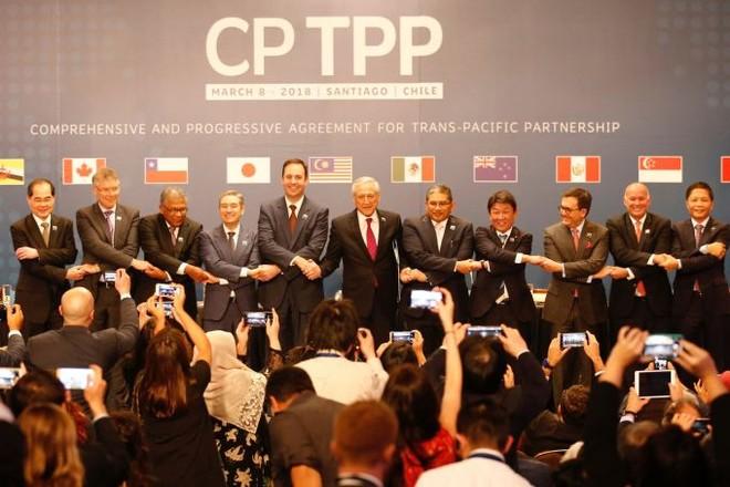 Singapore đã trở thành quốc gia thứ 3 phê chuẩn CPTPP.
