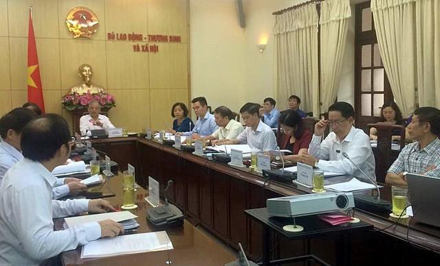 Phiên đàm phán lương tối thiểu lần 2, sáng 26/7 tại Hà Nội.
