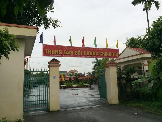 Trung tâm Bồi dưỡng chính trị huyện Kim Thành, Hải Dương.