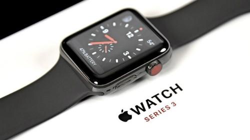 Apple Watch hiện giờ vẫn phải lựa chọn sử dụng các mặt đồng hồ mà Apple cung cấp sẵn. Ảnh:wikimobi.