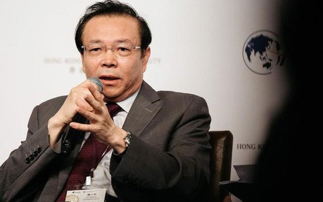 Ông Lai Xiaomin, cựu Chủ tịch Công ty quản lý tài sản China Huarong Asset Management (Ảnh: Bloomberg).