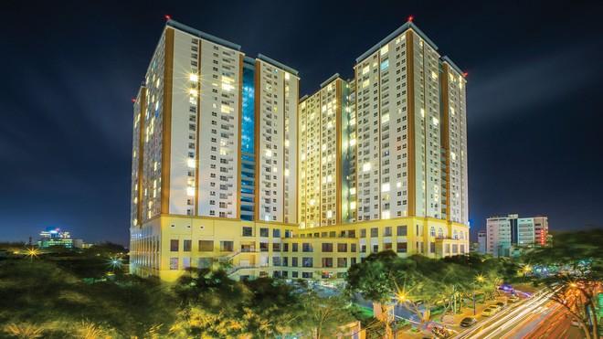 Vung Tau Melody – một dự án do HTN làm tổng thầu thi công đã bàn giao cho khách hàng.