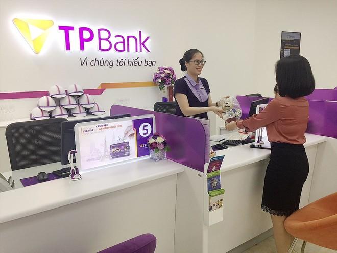 TPBank nới room ngoại từ 24,9% lên 30%