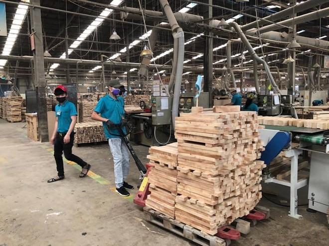 Hoa Kỳ, Nhật Bản, Trung Quốc và Hàn Quốc tiếp tục là bốn thị trường nhập khẩu gỗ và sản phẩm gỗ lớn nhất của Việt Nam - Ảnh:VGP/Đỗ Hương.