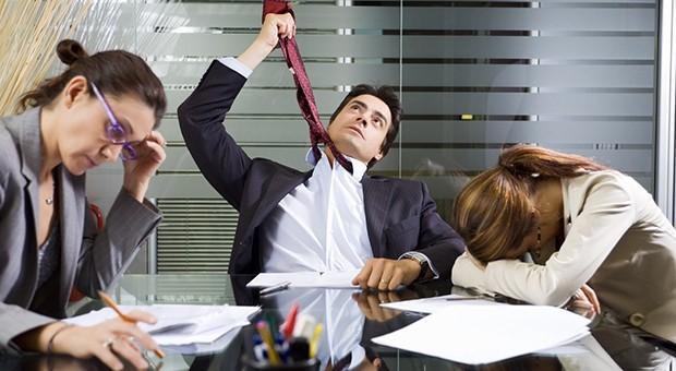 Cảm thấy không hài lòng về công việc là dấu hiệu khiến người lao động nên tìm một công việc khác. Ảnh: Flick.