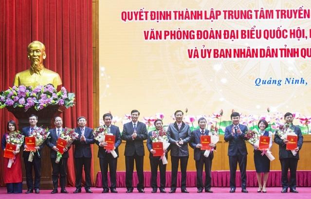 Điều động, bổ nhiệm nhân sự 3 tỉnh thành Hải Phòng, Quảng Ninh và Đắk Nông