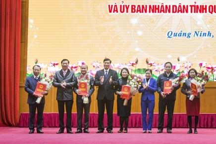Điều động, bổ nhiệm nhân sự 3 tỉnh thành Hải Phòng, Quảng Ninh và Đắk Nông ảnh 1