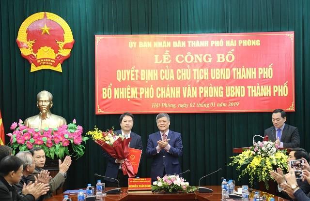 Điều động, bổ nhiệm nhân sự 3 tỉnh thành Hải Phòng, Quảng Ninh và Đắk Nông ảnh 3