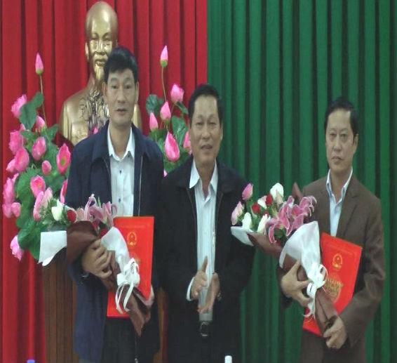 Điều động, bổ nhiệm nhân sự 3 tỉnh thành Hải Phòng, Quảng Ninh và Đắk Nông ảnh 4
