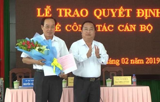 Nhân sự mới Quảng Ninh, Nghệ An, Sóc Trăng ảnh 2