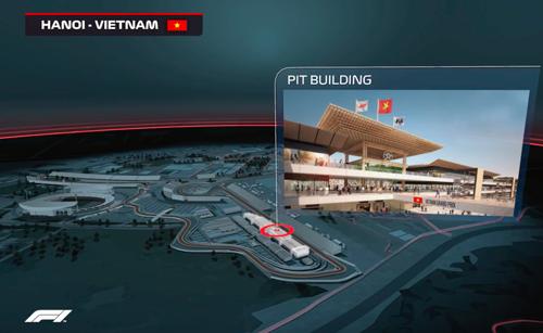 Hà Nội quy hoạch đường đua F1 trên diện tích 88 ha ảnh 2